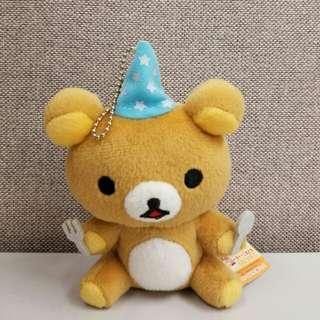 🔁可交換🔁生日版鬆弛熊