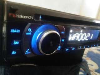 Nakamichi car radio