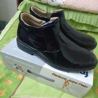 [REDUCED] Footlink Men's shoes (kasut kulit)