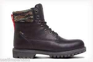 "Black Scale x Timberland 6"" Premium CAMO Boot BLVCK SCVLE *LIMITED EDITION 6001B"