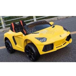 Instock - Lamborghini Yellow sport car for sale