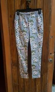 Flower legging