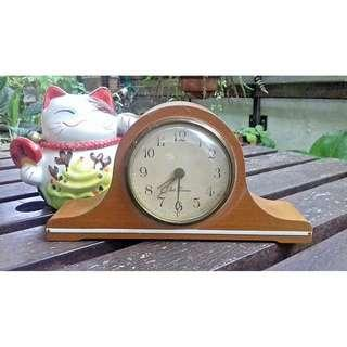 1900's SETH THOMAS USA NAPOLEON HAT TABLE ALARM CLOCK