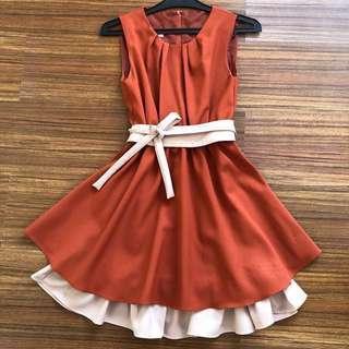 Korean Middy Dress