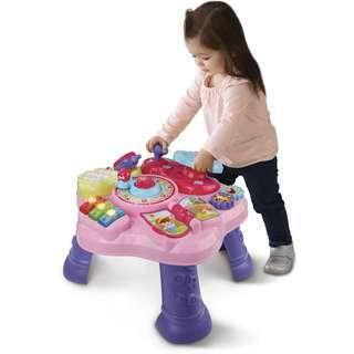 ~Ready Stocked~ VTech Magic Star Learning activity Table, Pink