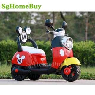 Instock - Mickey red bike for sale