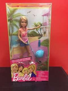 🚚 Barbie - Stacie and scooter