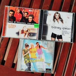 Britney Spears VCD CD Crossroads Live and More NSYNC
