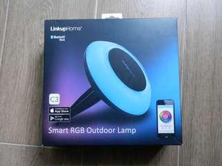 Smart RGB Outdoor Lamp LED lamp for balcony/garden colours