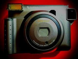 旗艦級 Fujifilm instax wide 500AF 旗艦級 自動對焦 即影即有