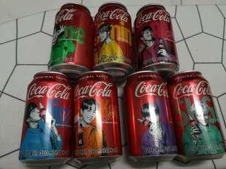 BTS COKE CAN