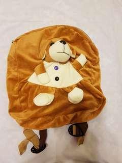Kids puppy bag