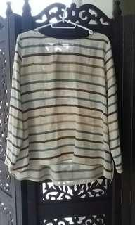 Zara Long Sleeve Top Brand New with tag