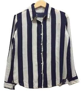 Korean Stripe Shirt