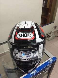 Shoei Helmet X14-Brink