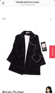 Thenblank Prim Outer (black)