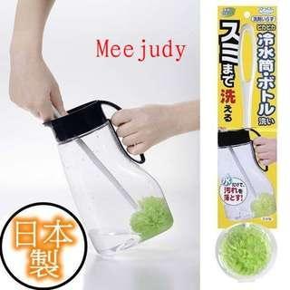 🚚 日本製 SANKO 水壺專用免洗劑清潔刷38cm