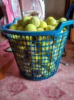 145+ Tennis balls