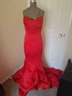 Red Formal Dress 10