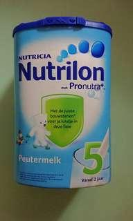 **大特價Nutrilon No.5