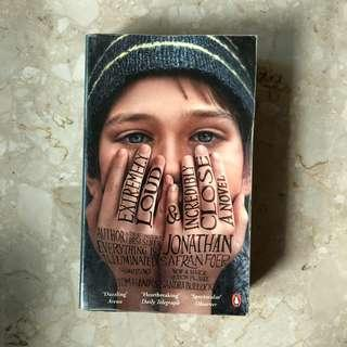 Extremely Loud & Incredibly Close, Jonathan Sacramento Foer