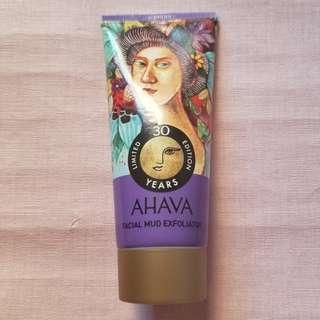 New In-Ahava Facial Mud Exfoliator