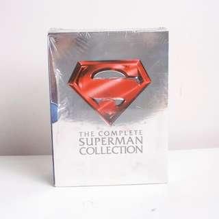 Superman Collection DVD