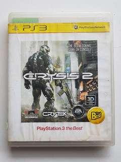 Ps3 Crysis 2 Game