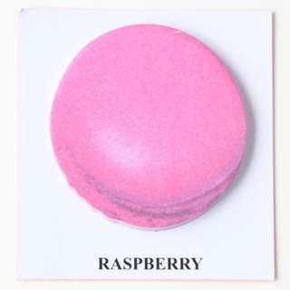 🚚 Macaroon Sticky Note - Raspberry