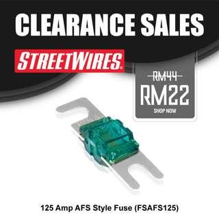 STREETWIRES 125 Amp AFS Style Fuse (FSAFS125)