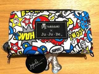 BNWT✨ Jujube Be Spendy Tokidoki Wallet - Sweet Victory