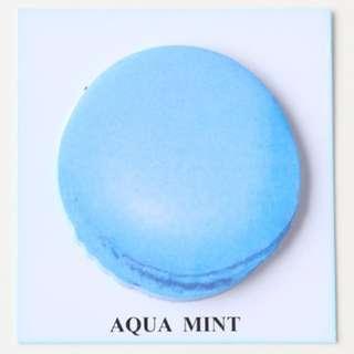 🚚 Macaroon Sticky Note - Aqua Mint