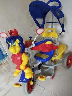 Family sepeda