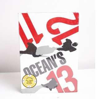 Ocean's DVD