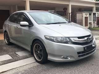 Honda City 1.5E full spec