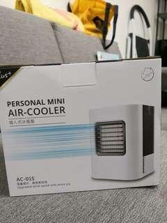 全新 IDI PlusPersonal mini air-cooler AC-01S 個人式冰風扇