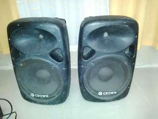 Speaker Crown