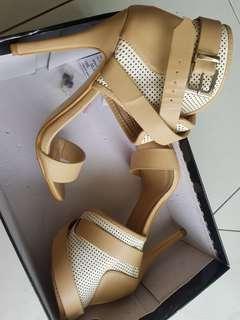 REPRICED Parisian Nude heels