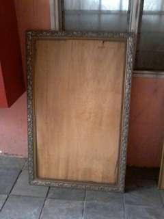 Frame lama gambar saiz besar