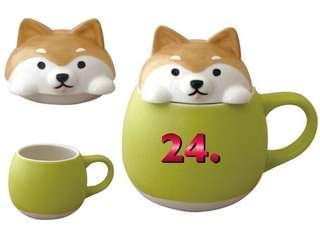 🚚 日本柴犬 立體馬克杯