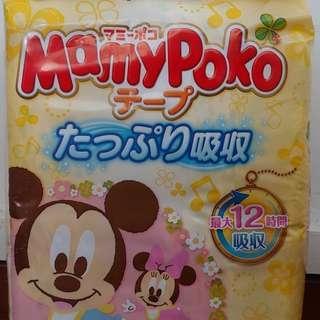 Mamypoko Diapers Size M 6-11kg (Disney/Mickey design)