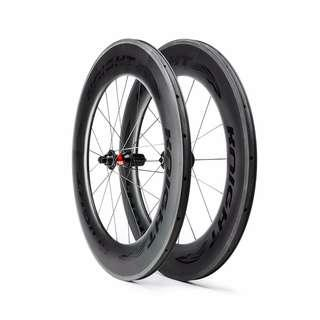 Knight Composites 95mm Front Only Carbon Clincher Hand Built Wheel