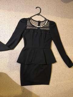 Formal/Classy black dress