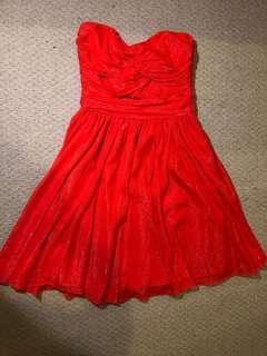 Party/cocktail red dress ❣️