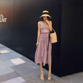 Cute and Stylish Casual Pink Tube Dress