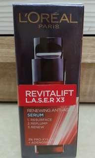 Loreal Revitalift Laser X3 Serum 30ml