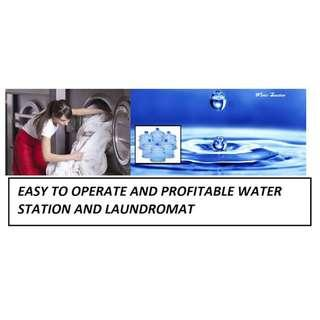 Business for Sale - Profitable water & laundry business