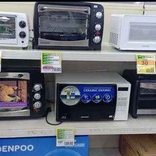 Promo Kredit Microwave. Tanpa Dp