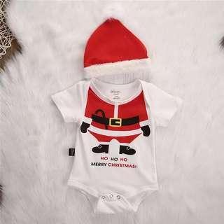 Little Baby Romper Set - 0R2  Size: 0-3m, 3-6m, 6-12m, 12-18m