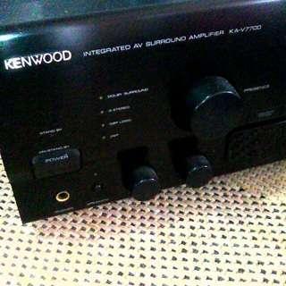 Kenwood Integrated 5.1 Amplifier